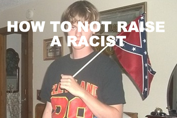 This Old Mom - How to Not Raise a Racist