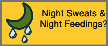 This Old Mom - Night Sweats & Night Feedings