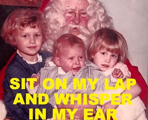 This Old Mom - So Over Santa